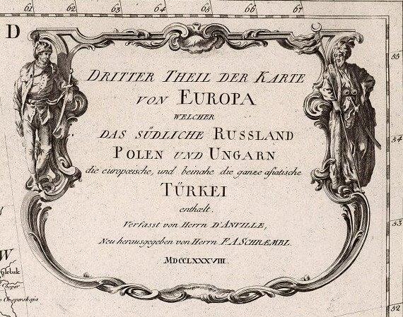 карта 1788